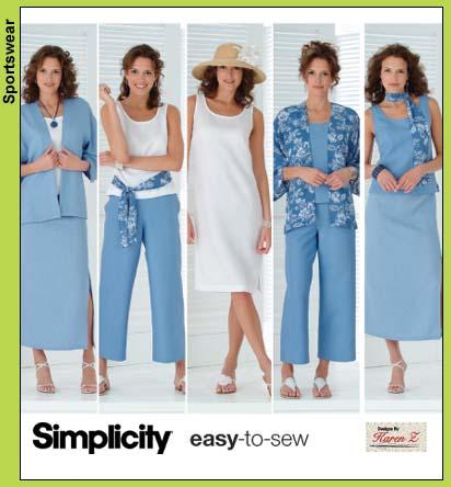 Simplicity  4552