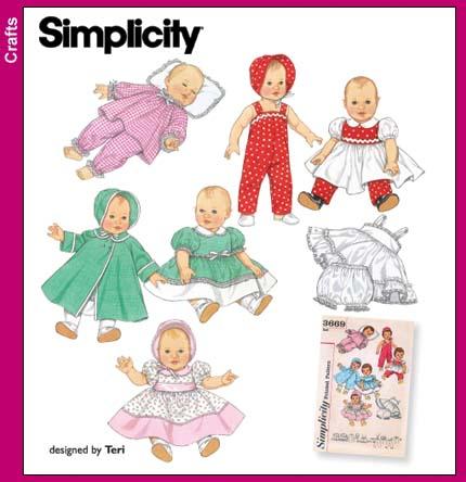 Simplicity  4707