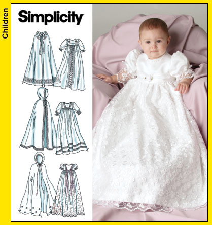 Babies' Clothes Sewing Patterns by Simplicity® Patterns