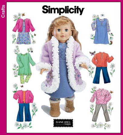 Simplicity  4786