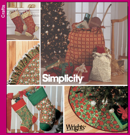 Simplicity Holiday Decorating 4842