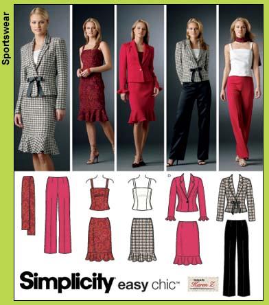 Simplicity  4885