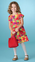 Simplicity 4927 Pattern( Size 3-4-5-6-7-8 )