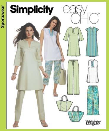 Simplicity - Vintage Sewing Patterns