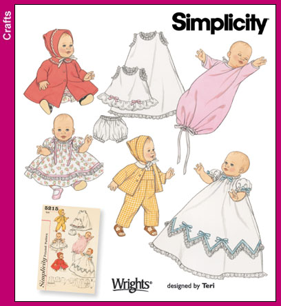 Simplicity  5215