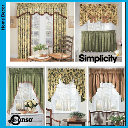 Sewing Patterns For Curtains | Patterns Gallery