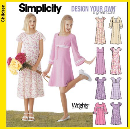 Simplicity Design your own 5645