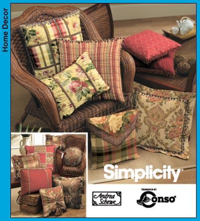 Simplicity Pillows 5685
