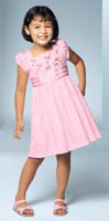 Simplicity 5704 Pattern( Size 3-4-5-6-7-8 )