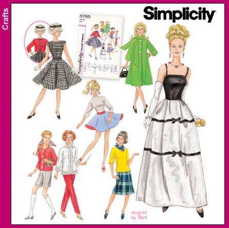 Simplicity  5785