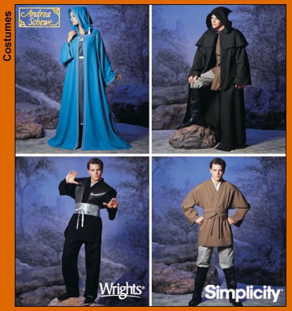 Simplicity Robes and Tunic 5840