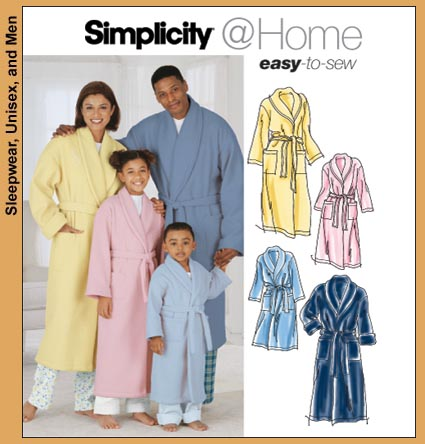 Simplicity @ Home Easy-to-sew 5931