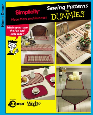 Simplicity PLACEMATS & RUNNERS 5964