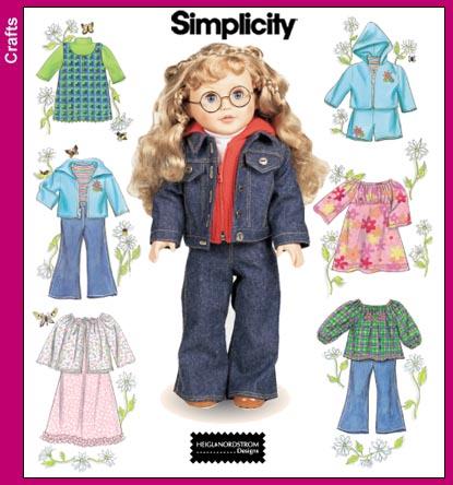 Simplicity  7083