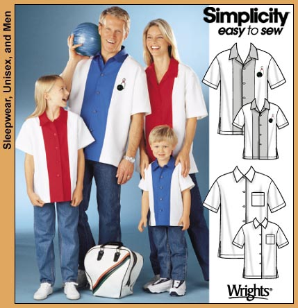 SIMPLICITY Patterns - Autumn Threads - Sewing Patterns and