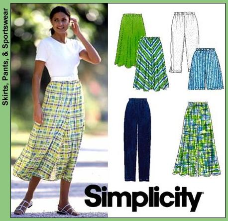 Simplicity  7655