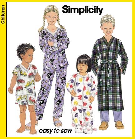 Footed Pajamas Pattern Footed Pajamas Intimates
