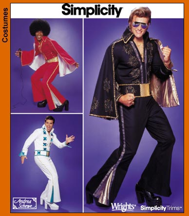 Elvis Costume Sewing Pattern | eBay - Electronics, Cars