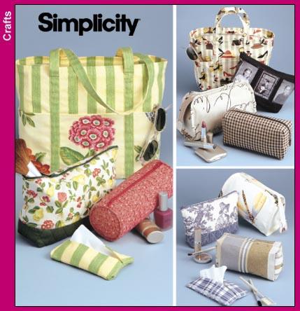Simplicity Tote Bag 9949