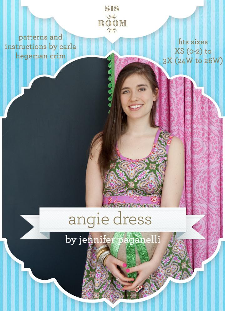 Sis Boom Angie Dress Angie Dress