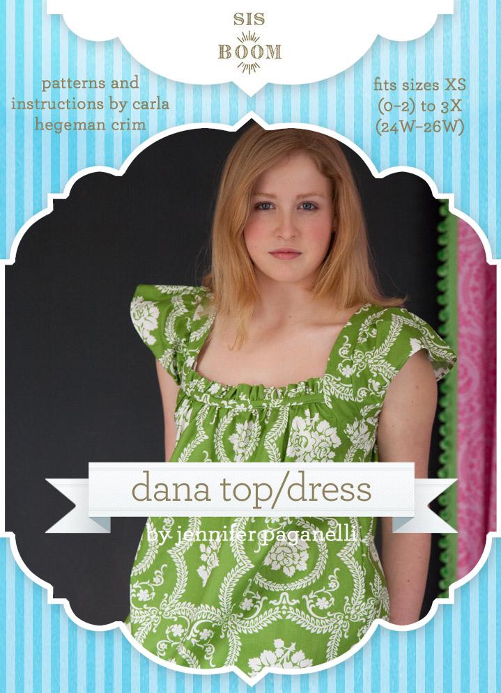 Sis Boom Dana Top and Dress Dana Top and Dress