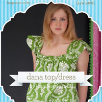 Dana Top and Dress