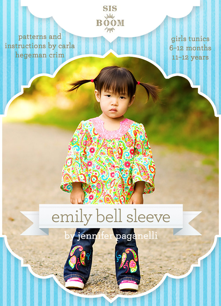Sis Boom Emily Bell Sleeve Top Emily Bell Sleeve Top