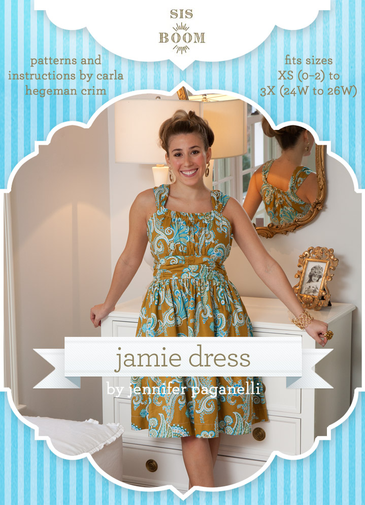 Sis Boom Jamie Dress Jamie Dress
