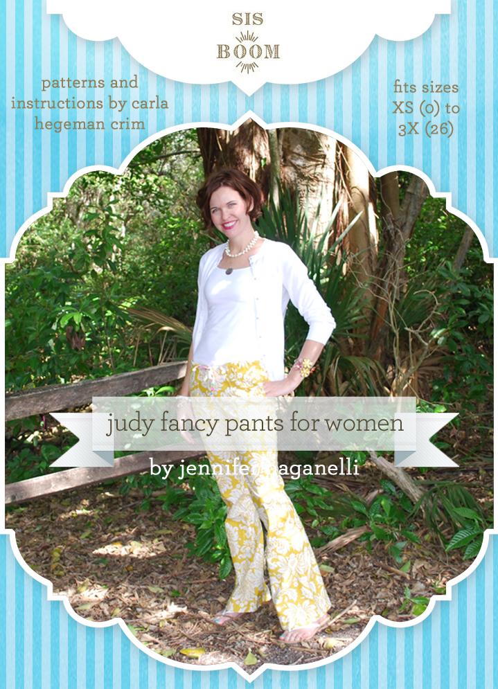 Sis Boom Judy's Fancy Pants Judy's Fancy Pants