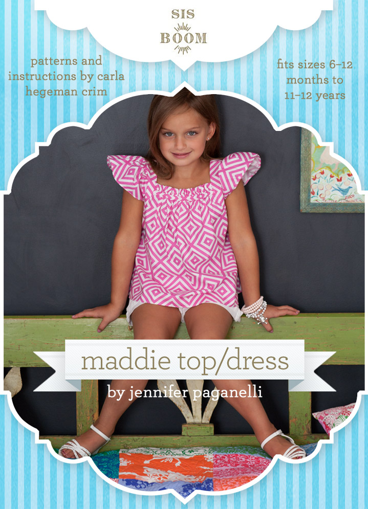 Sis Boom Maddie Top and Dress Maddie Top and Dress