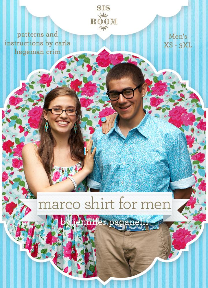 Sis Boom Marco Shirt Marco Shirt