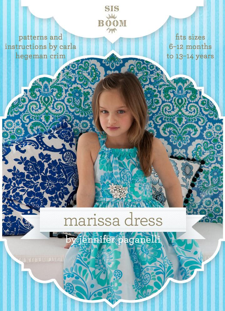 Sis Boom Marissa Dress Marissa Dress