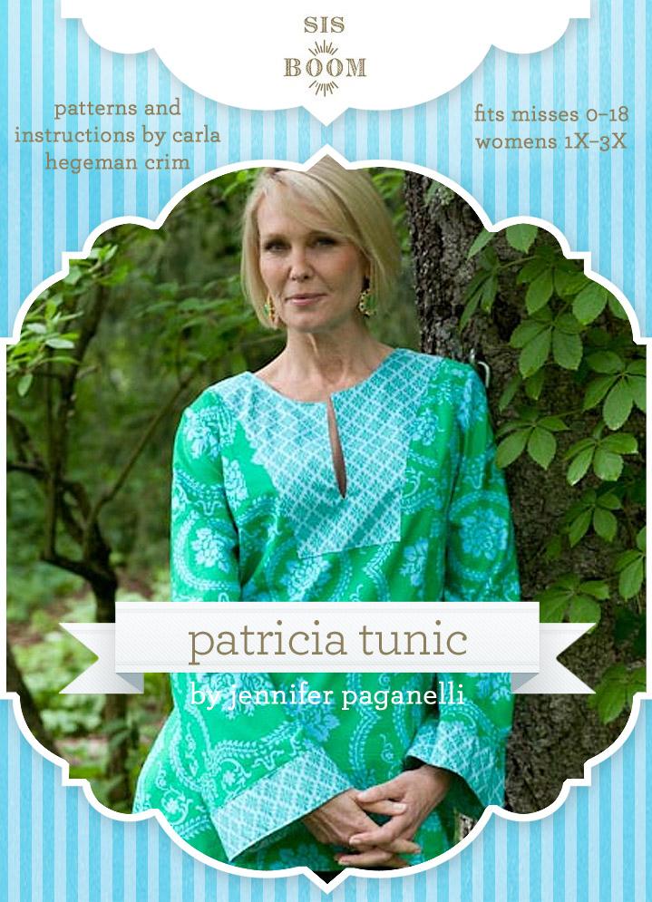 Sis Boom Patricia Tunic Patricia Tunic