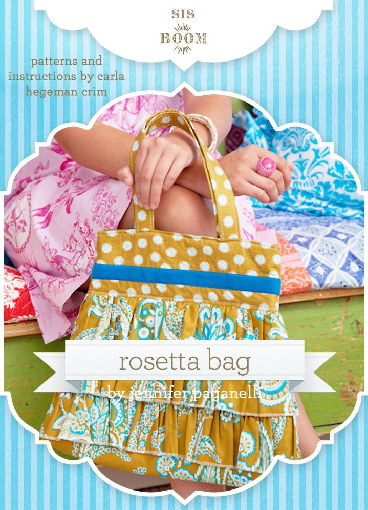 Sis Boom Rosetta Bag Rosetta Bag