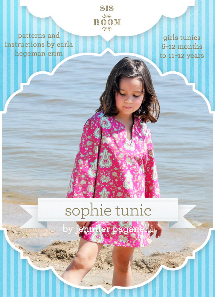 Sis Boom Sophie Tunic Sophie Tunic