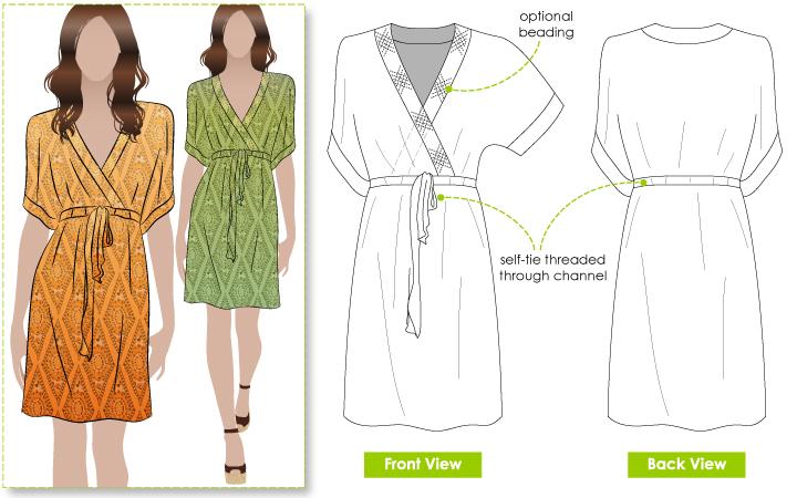 StyleArc Jade Dress Jade Dress