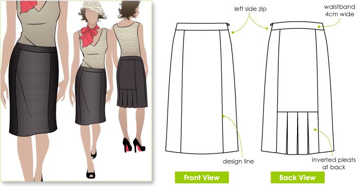 StyleArc Odette Skirt Odette Skirt