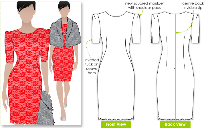 StyleArc Paris Dress Paris Dress