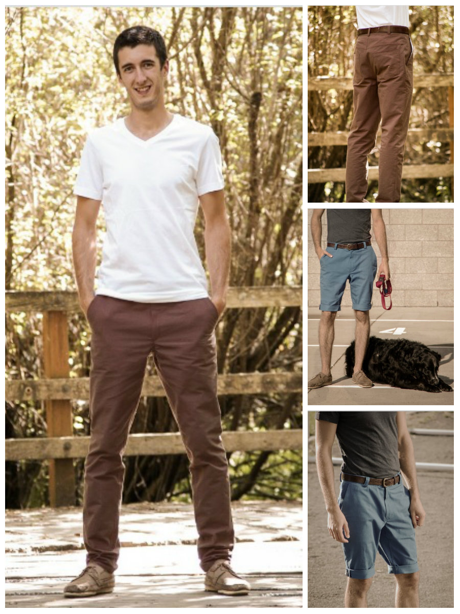 Thread Theory Designs Jedediah Pants Jedediah Pants
