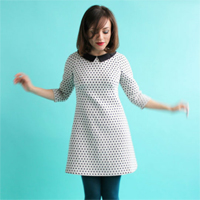 Tilly and the Buttons Francoise Dress Digital Pattern