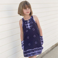 True Bias Mini Colfax Dress Digital Pattern