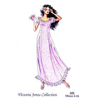 Victoria Jones Collection Pattern 101
