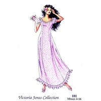 Victoria Jones Collection Pattern 101