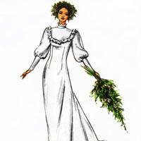Victoria Jones Collection Pattern 205