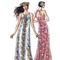 Victoria Jones Collection 309 Womens' Long Dress