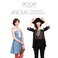 Victory Anouk Top and Dress Digital Pattern