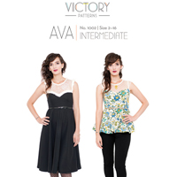 Victory Ava Pattern