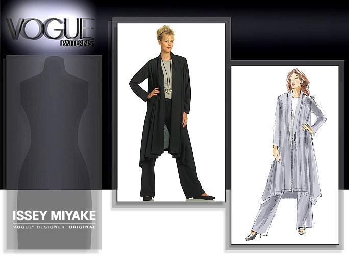 Vogue Patterns MISSES' JACKET AND PANTS 1022