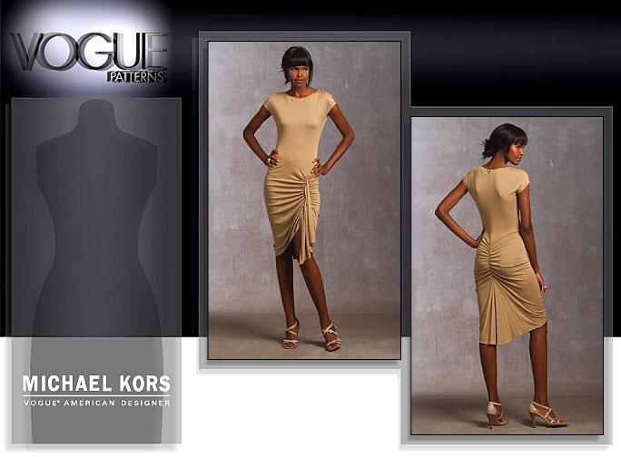 Vogue Patterns MISSES' DRESS 1029