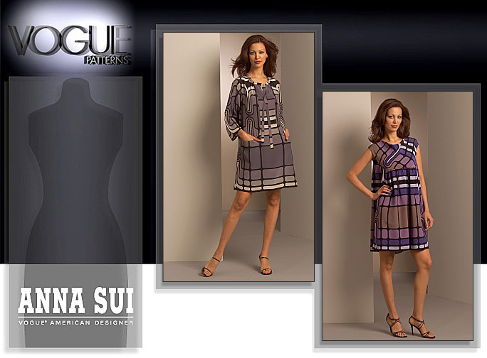 Vogue Patterns MISSES' DRESS 1046